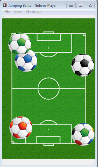 Gideros Player fig2